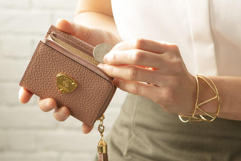 buy online 05149 be6d5 人気のミニ財布を要チェック!ブランドからプチプラまでおすすめ ...