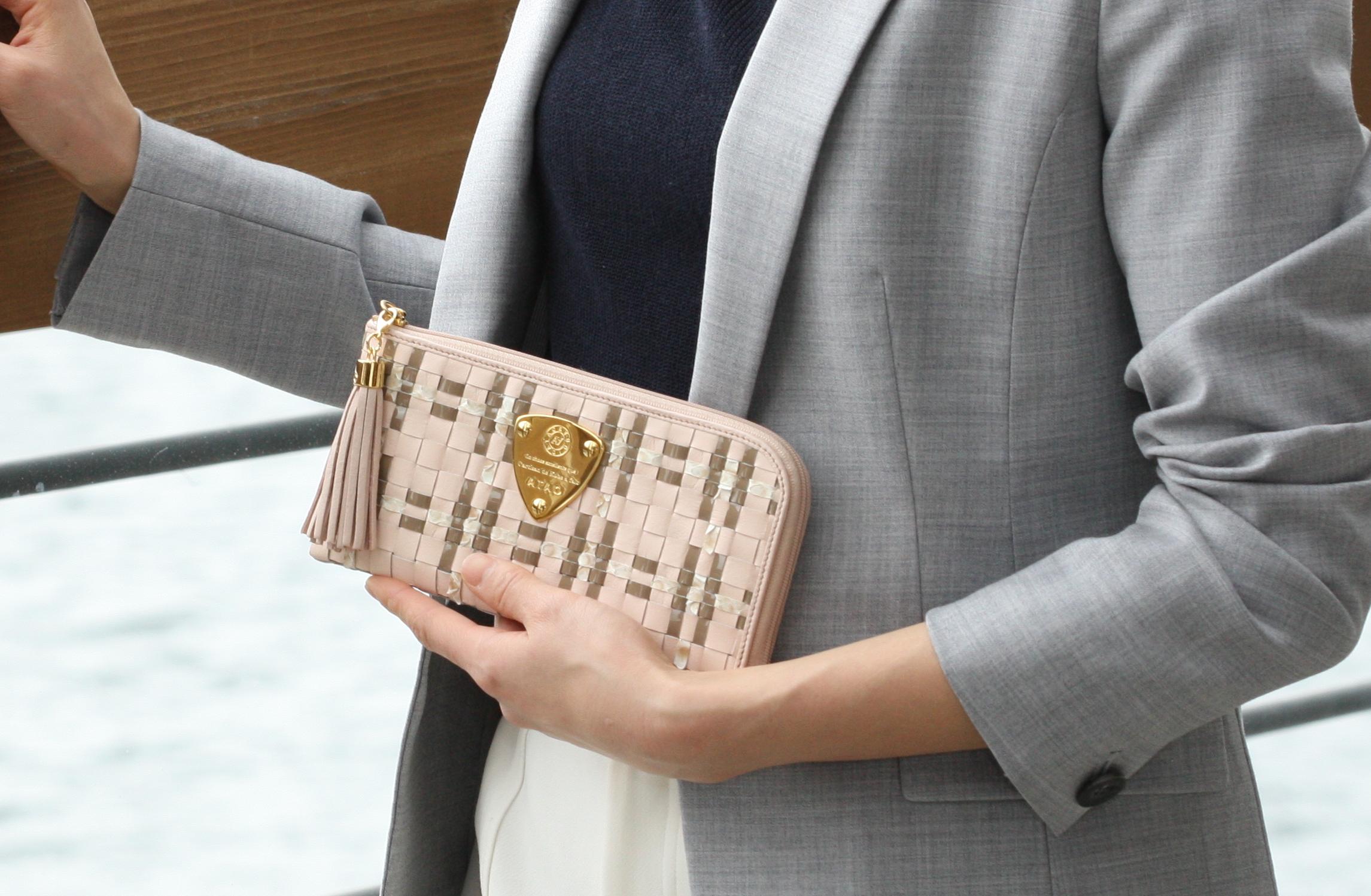 50代女性は大人だからこそ持ちこなせるハイブランド財布