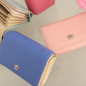 50代女性に人気「でんはま」の財布