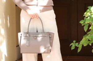 50代の女性にぴったりのレディースバッグを選ぶポイント