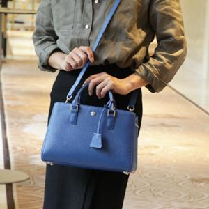 50代の女性にオススメ、傳濱野(でんはまの)のレディースバッグ