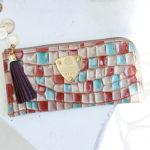 収納力&スリムで開けやすい、大容量の使いやすいL字ファスナー長財布