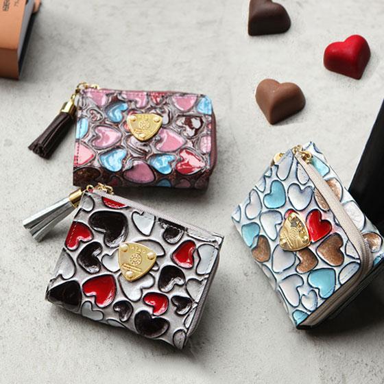 おしゃれでコンパクトな使いやすいミニ財布