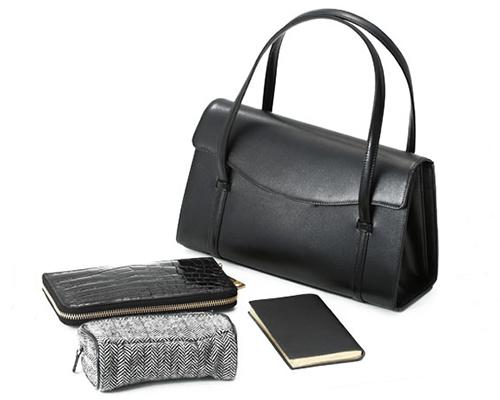 お受験バッグのメインバッグには貴重品を入れる