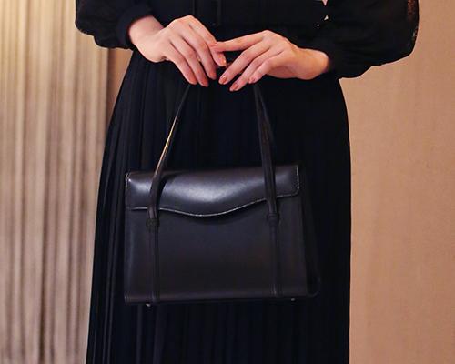 実用的フォーマルバッグの決定版 傳濱野お受験バッグ「ファシリエ スクエア」